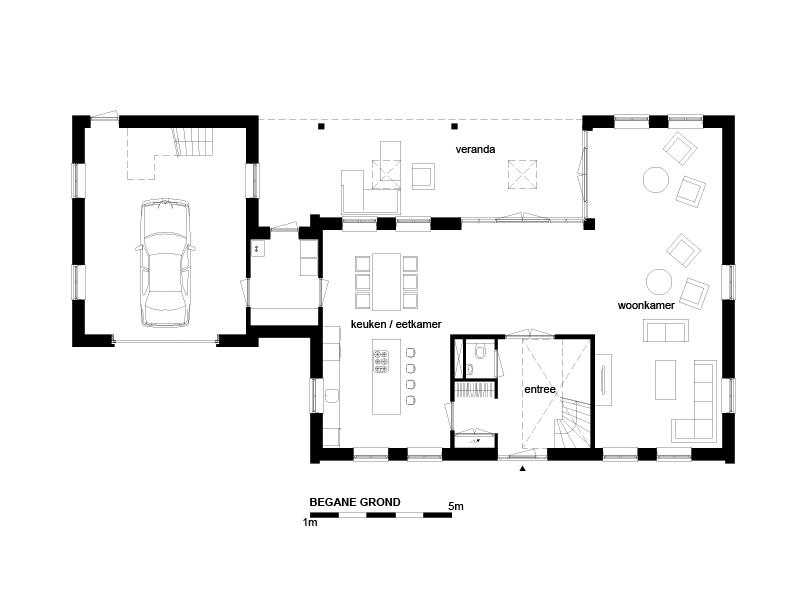 Casco woning klassiek notariswoning veranda for Wat kost een veranda