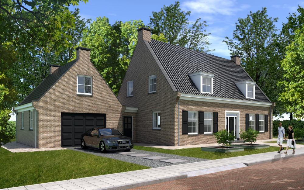 wat kost het bouwen van een huis