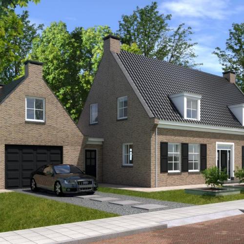 Casco woning for Wat kost eigen huis bouwen